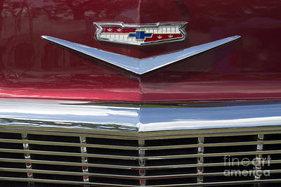Photograph - Chevrolet 17 by Wendy Wilton