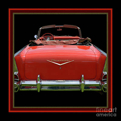 Photograph - Chevrolet 26 by Wendy Wilton