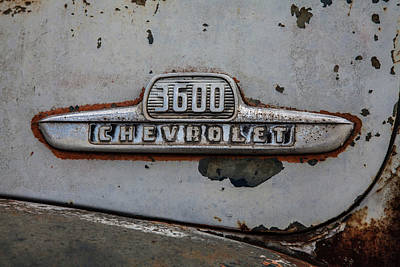 Photograph - Chevrolet 3600  by Toni Hopper