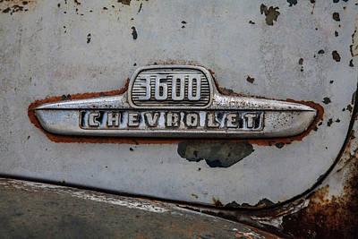 Photograph - Chevrolet 3600  by Toni Hopper