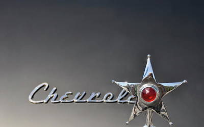 Photograph - Chevrolet  by Andrea Kollo