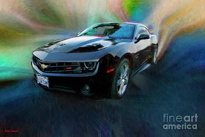 Photograph - Chevrolet Camaro Rs by Blake Richards