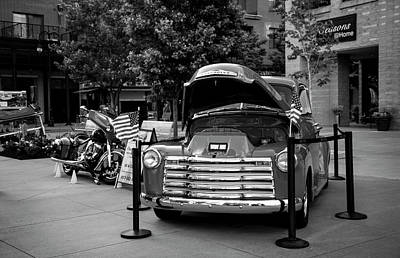 Photograph - Chevrolet by Ester Rogers