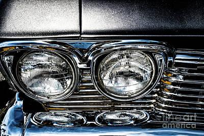 Photograph - Chevrolet Part 1 by M G Whittingham
