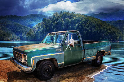 Photograph - Chevy Bonanza by Debra and Dave Vanderlaan