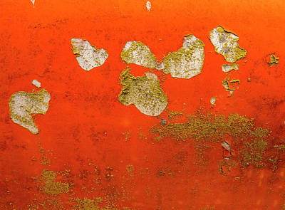 Photograph - Chevy Lesions by Jean Noren