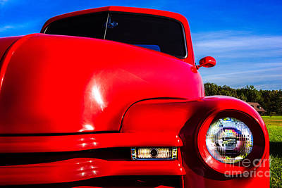 Photograph - Chevy by Michael Arend