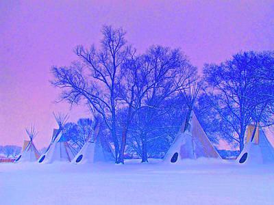 Photograph - Cheyenne Dawn by Dominic Piperata