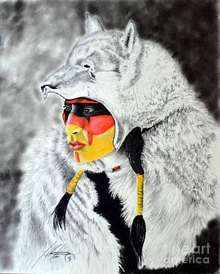 Cheyenne Warrior Original