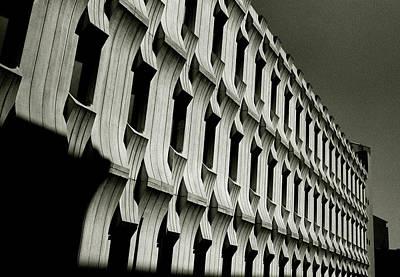 Photograph - Chiaroscuro Dystopia by Shaun Higson