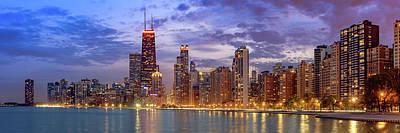 Photograph - Chicago 22 by Emmanuel Panagiotakis