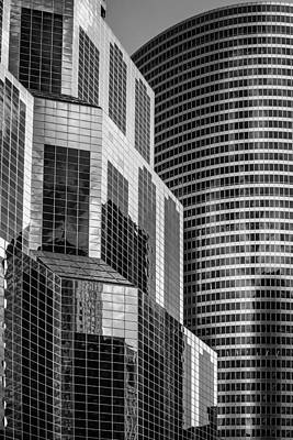 Photograph - Chicago Architecture 1 by John McArthur