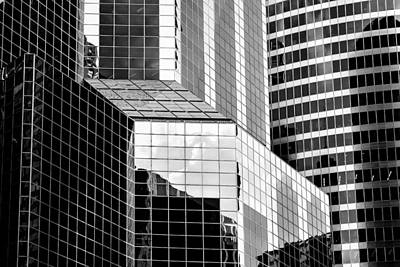 Photograph - Chicago Architecture 2 by John McArthur
