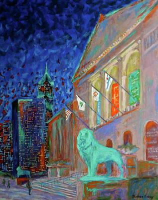 Chicago Art Institute Original