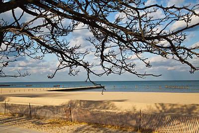 Photograph - Chicago Beachfront by Lev Kaytsner