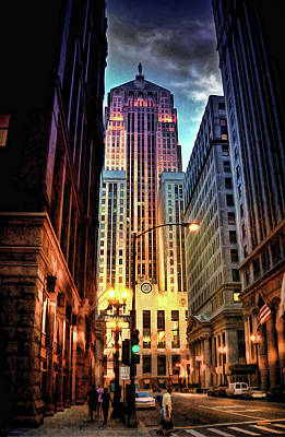 Painting - Chicago Board Of Trade by Christopher Arndt