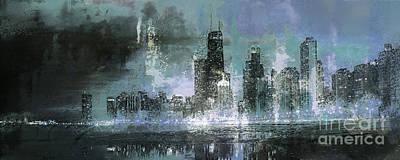 Chicago City Original by Gull G