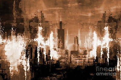 Chicago City Usa 01 Original by Gull G