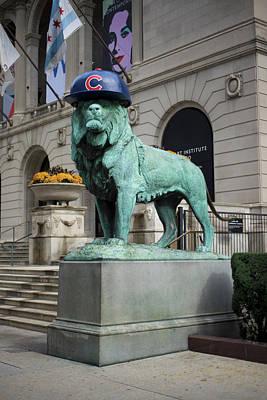 Chicago Cubs World Series  2016 Original by Patrick  Warneka