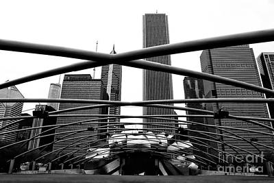 Photograph - Chicago Dimensions by John Rizzuto