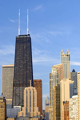 Chicago Downtown Original by Dmitriy Margolin