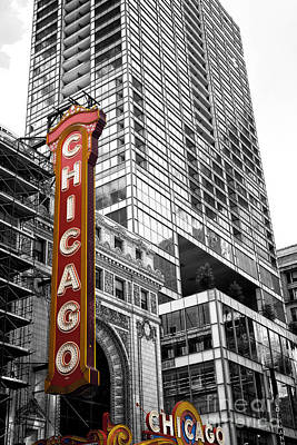 Photograph - Chicago Fusion by John Rizzuto