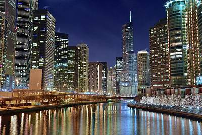 Photograph - Chicago Glamour And Glitz by Frozen in Time Fine Art Photography
