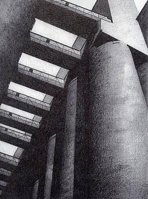 Chicago Architecture Drawings Fine Art America