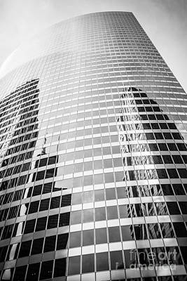 71 Photograph - Chicago Hyatt Center Building Architecture by Paul Velgos