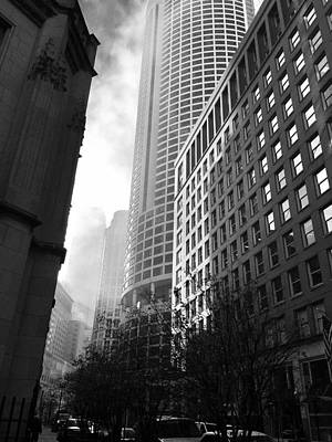 Photograph - Chicago Light 1 by Carrie Godwin