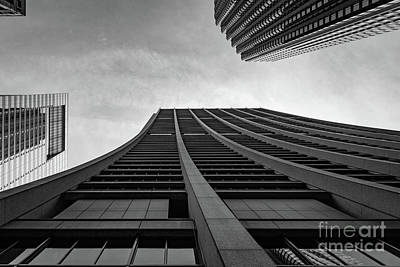 Photograph - Chicago Lines  by Jeffrey Hubbard