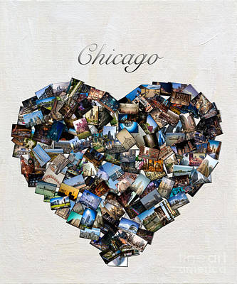 Photograph - Chicago Love by Linda Matlow