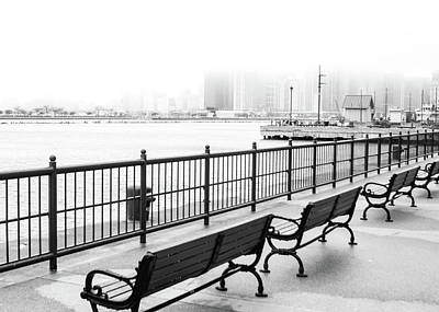 Photograph - Chicago Navy Pier by Dawn Romine