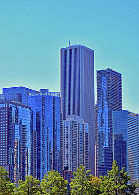 Photograph - Chicago No. 2-1 by Sandy Taylor
