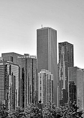 Photograph - Chicago No. 2-2 by Sandy Taylor