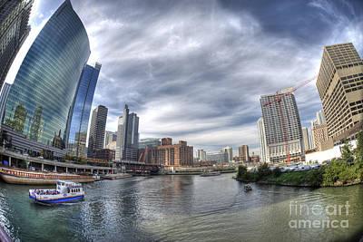 Chicago River North Branch Original