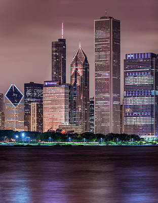 Photograph - Chicago Skyline On Memorial Day Weekend 2016 by Patrice Bilesimo
