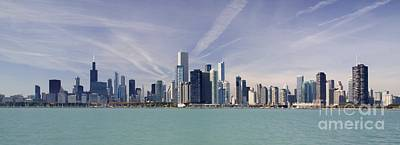 Photograph - Chicago Skyline by Richard Lynch