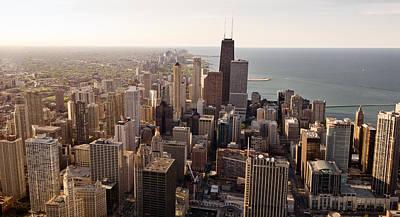 Chicago Art Print by Steve Gadomski