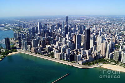 Photograph - Chicago To South 1 by Bill Lang