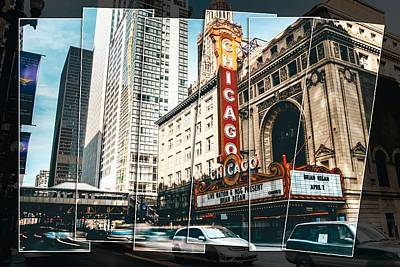 Vincent Van Gogh - Chicago, United States 4b by Celestial Images