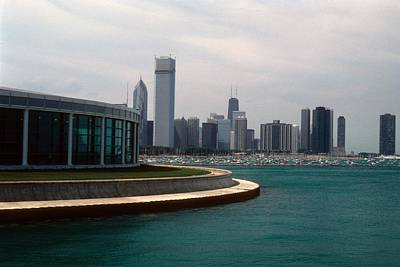 Photograph - Chicago Waterfront by Gary Wonning
