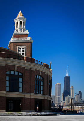 Photograph - Chicago's Navy Pier by Kathleen Scanlan