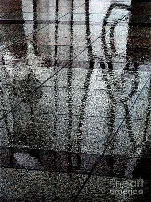 Photograph - Chicagosidewalk by Mary Kobet