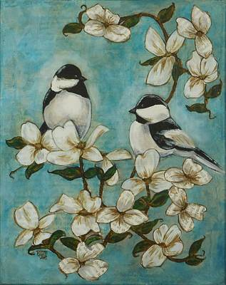 Chickadees Original
