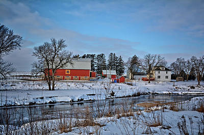 Photograph - Chickasaw Winter 2 by Bonfire Photography