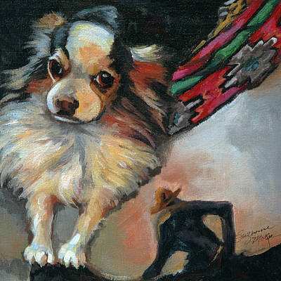 Painting - Chico by Suzanne McKee