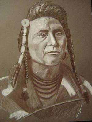 Chief Joseph Original by Edward Stamper
