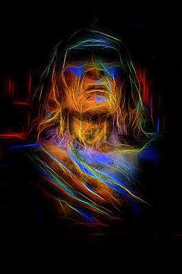 Photograph - Chief Seattle by Spencer McDonald