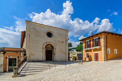 Photograph - Chiesa Di San Vito by Randy Scherkenbach